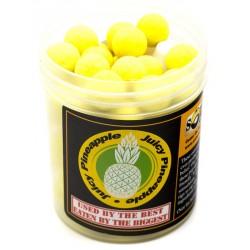 SOLAR Juicy Pineapple (свежий ананас), POP-UP, ПЛАВАЮЩИЕ БОЙЛЫ 11 mm