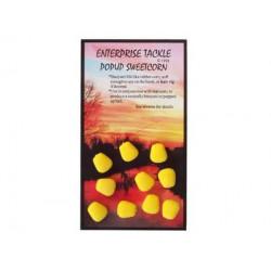 Кукуруза плавающая желтая Enterprise Tackle pop up Imitation Sweetcorn