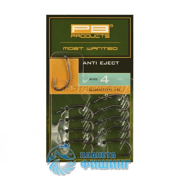 Крючки ANTI- EJECT HOOKS № 4 DBF (10шт) Арт. 24030