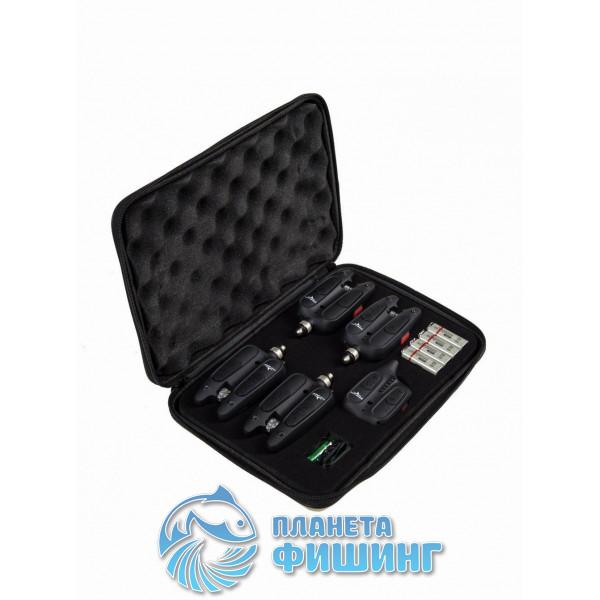 Электронные сигнализаторы с пейджером EASTSHARK SP-02 (4+1)Арт.501002