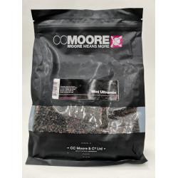 Пеллетс CCMoore Mini Ultramix 1-3mm 1kg ультрамикс