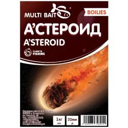 MultiBaits A'Steroid (Астероид) вареные бойлы, 20мм, 1кг