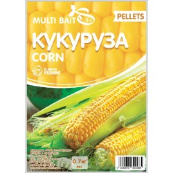 Пеллетс Multi Baits Corn (Кукуруза) 700гр