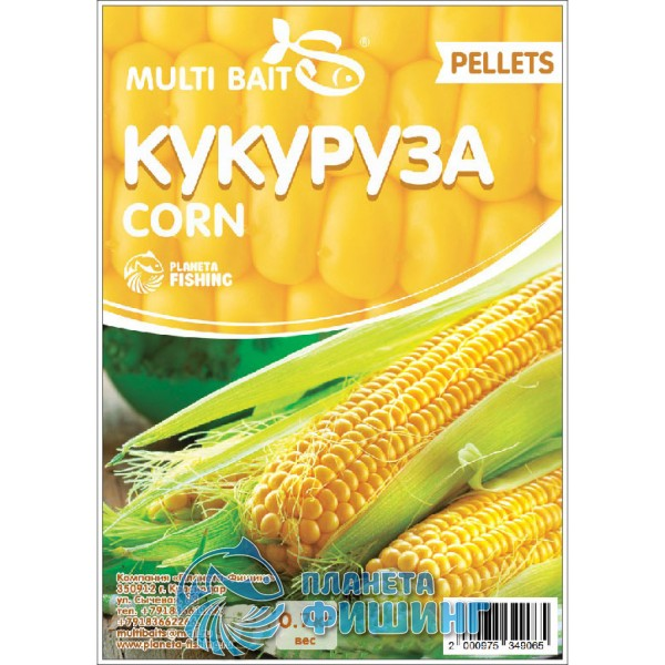 Multi Baits Corn (Кукуруза)