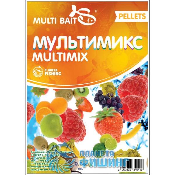 Пеллетс Multi Baits Multimix (Мультимикс) 700гр