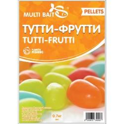 Пеллетс Multi Baits Titti-Frutti (Тутти-Фрутти) 700гр