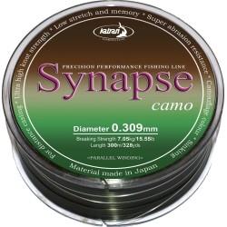 Леска Katran Synapse Camo 1000м 0,261мм 5.24кг