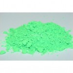 MIKBAITS Fluo zelena 30g краска флуоресцентная зеленая