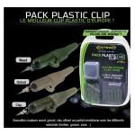 Fun Fishing Pack Plastic Clip Weed (набор безопасных клипс)